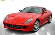 2010 Ferrari 599 GTB Fiorano Base