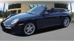 2010 Porsche 911 2DR CABRIOLET CARRERA