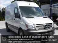 2016 Mercedes-Benz Sprinter Cargo Cargo 144 WB