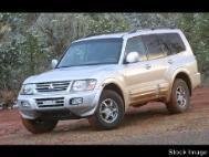 2003 Mitsubishi Montero Limited