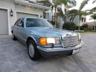 1988 Mercedes-Benz 420-Class 420 SEL