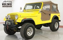 1978 Jeep  304 V8. 3-SPEED MANUAL. 4X4. FULL SOFT TOP