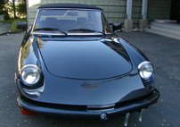 1982 Alfa Romeo Spider Veloce