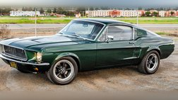 1967 Ford Mustang Fastback Pro Touring