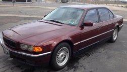 1999 BMW 7 Series 740iL