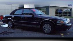 2008 Mercury Grand Marquis GS
