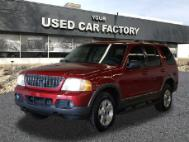 2003 Ford Explorer 4dr NBX 4WD SUV