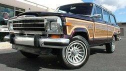 1989 Jeep Grand Wagoneer Base