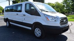 2019 Ford Transit Passenger 350 LR XLT 15 PASSENGER VAN