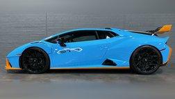 2021 Lamborghini Huracan 52 mile STO Huracan