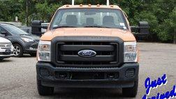 2011 Ford Super Duty F-350 XL
