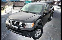 2011 Nissan Frontier SV Pickup 2D 6 ft