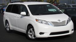 2017 Toyota Sienna Unknown