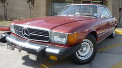 1975 Mercedes-Benz SLC 450