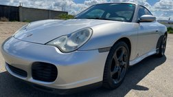 2004 Porsche 911 Carrera 4S AWD  Coupe