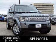 2012 Land Rover LR4 Base