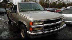 1999 Chevrolet C/K 1500 C1500 LS