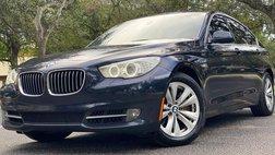 2012 BMW 5 Series 535i Gran Turismo