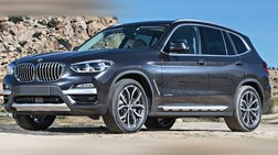 2021 BMW X3 sDrive30i