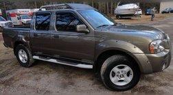 2001 Nissan Frontier SE