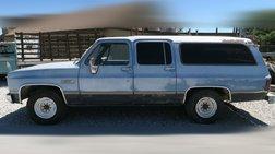 1984 GMC Suburban C2500