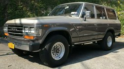1989 Toyota Land Cruiser Base