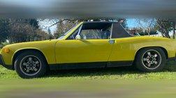1975 Porsche MAYAN GREEN LOW MILES 2ND OWNER ROADSTER