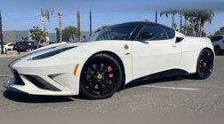 2012 Lotus Evora S 2+2