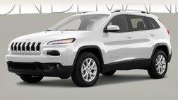 2016 Jeep Cherokee Altitude Sport Utility 4D