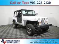 1992 Jeep Wrangler Base