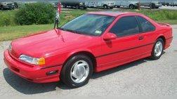 1991 Ford Thunderbird SC