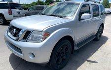2012 Nissan Pathfinder 4WD 4dr V6 SV