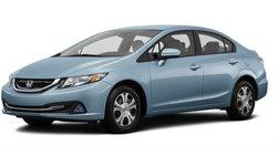 2015 Honda Civic Hybrid LEATHER