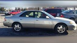 2001 Lexus ES 300 Base