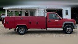 1995 GMC Sierra 3500HD Work Truck DRW 2WD