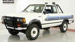 1986 Nissan Pickup FRAME OFF RESTORATION TIME CAPSULE COLLECTOR