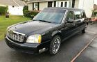 2004 Cadillac DeVille 6dr FUNERAL CAR LIMO 41K