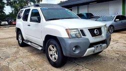 2009 Nissan Xterra SE
