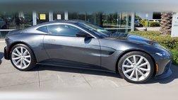 2021 Aston Martin Vantage Coupe Automatic