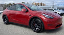 2020 Tesla Model Y Performance