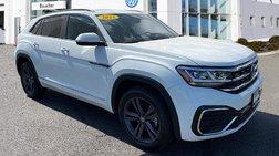 2021 Volkswagen Atlas Cross Sport V6 SE R-Line 4Motion