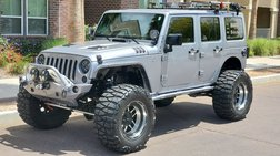 2016 Jeep Wrangler RUBICON WRANGLER UNLIMITED