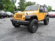 2012 Jeep Wrangler Rubicon