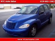 2005 Chrysler PT Cruiser Base