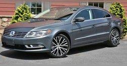 2014 Volkswagen CC VR6 4Motion Executive