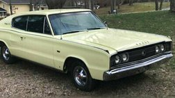 1967 Dodge Charger CLEAN TITLE/ REBUILT ENGINE /AC