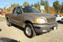 2001 Ford F-150 SuperCab