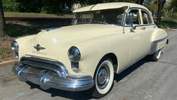 1949 Oldsmobile deluxe