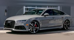 2018 Audi RS 7 4.0T quattro