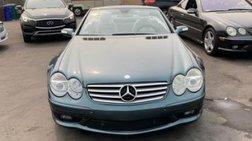 2005 Mercedes-Benz SL-Class SL 55 AMG